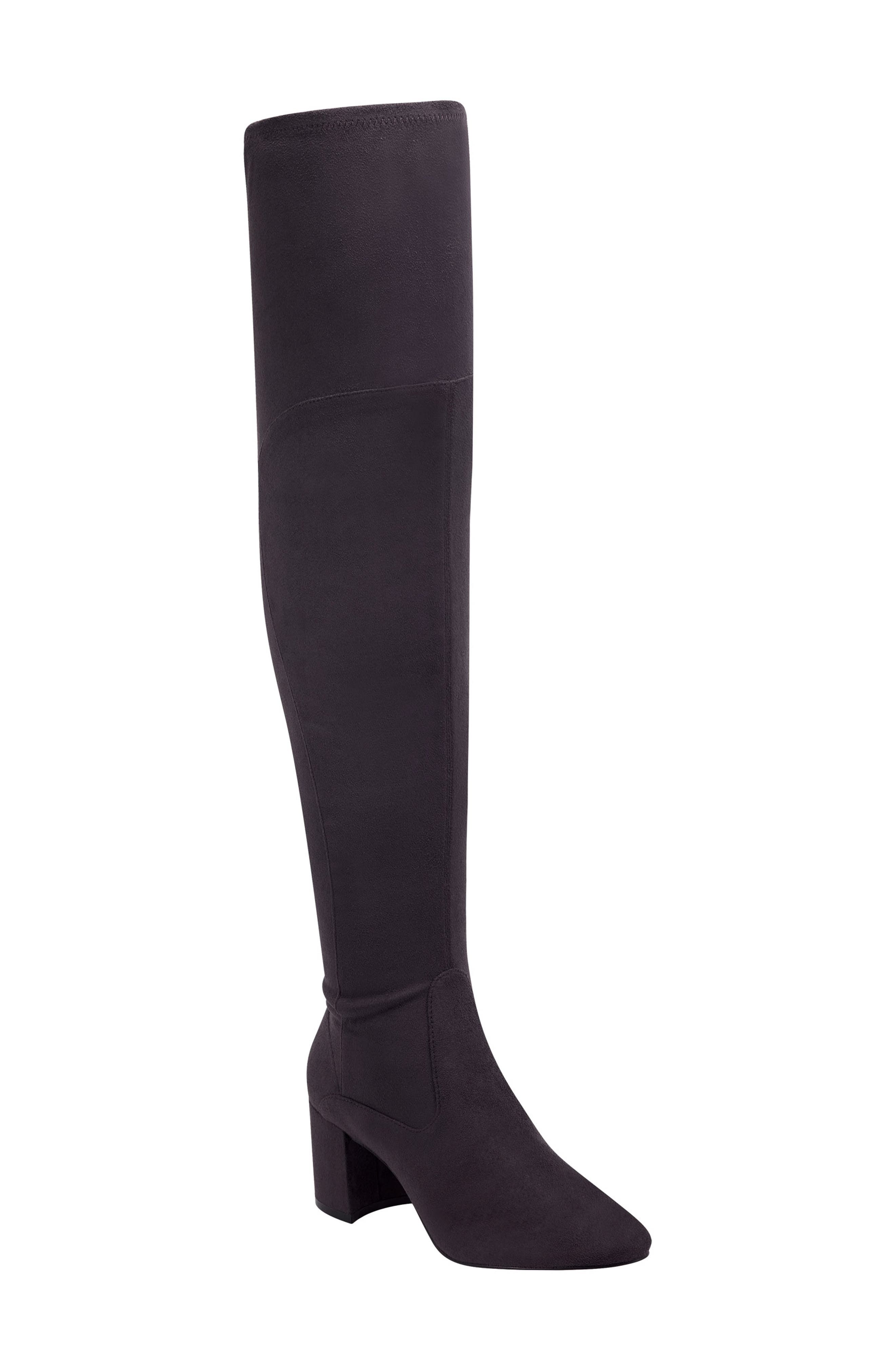 Image of Marc Fisher LTD Jayne Over the Knee Boot