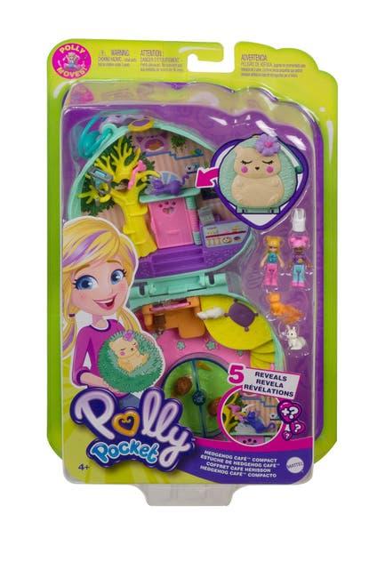Image of Mattel Polly Pocket(TM) Hedgehog Cafe(TM) Compact