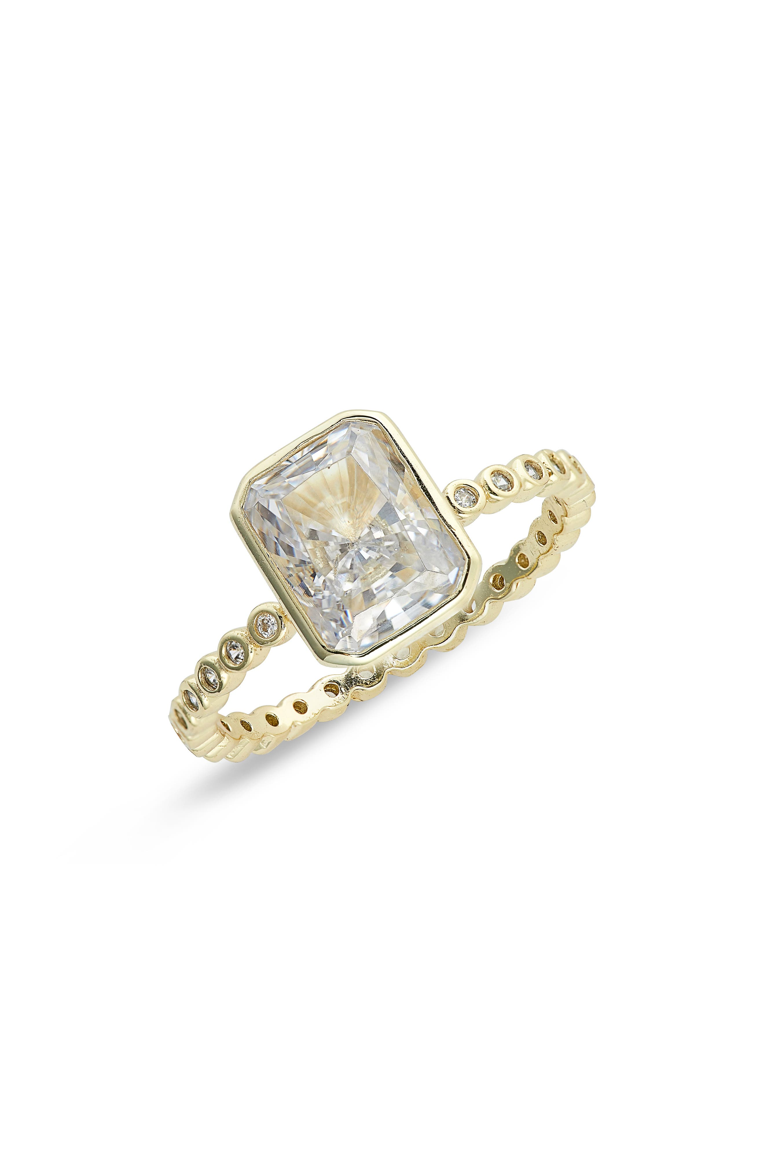 Kyle Cubic Zirconia Ring