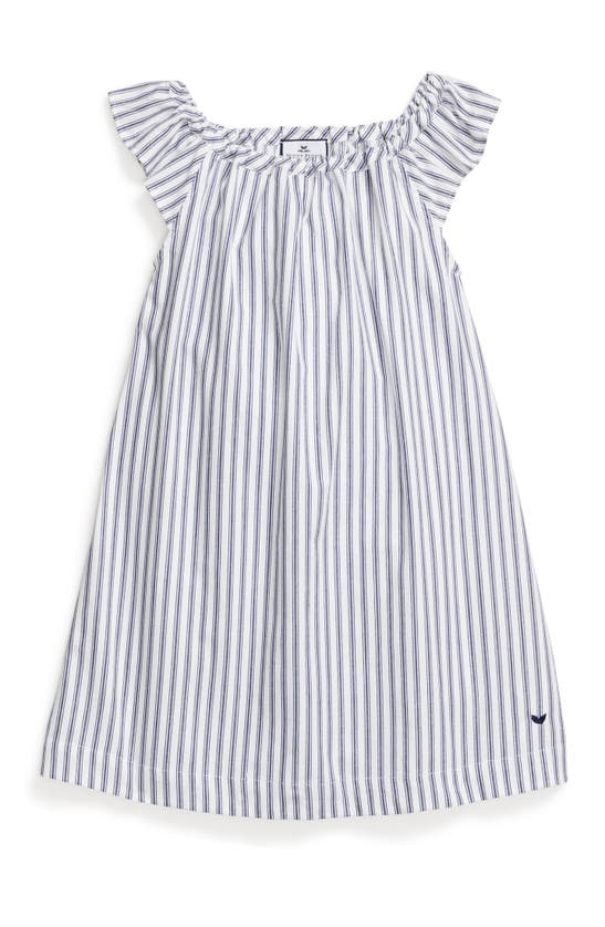 PETITE PLUME Dresses ISABELLE TICKING STRIPE NIGHTGOWN
