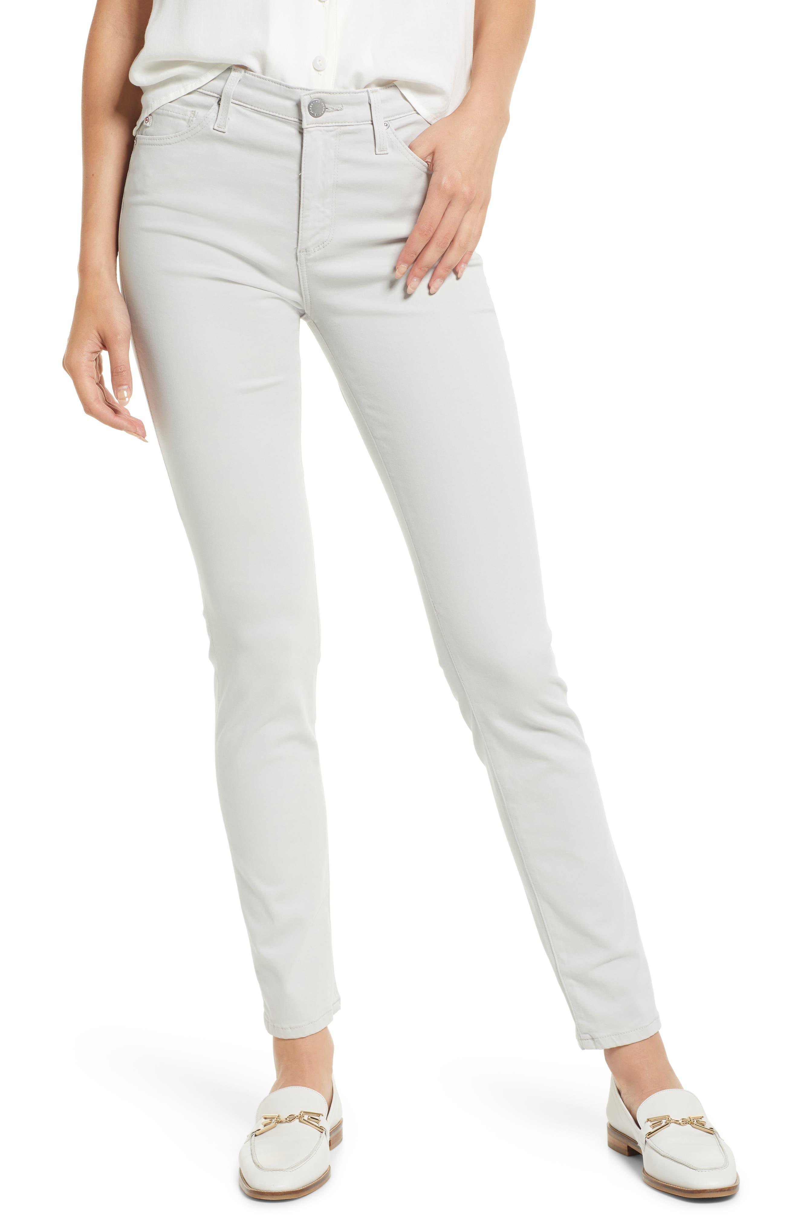 'The Prima' Cigarette Leg Skinny Jeans