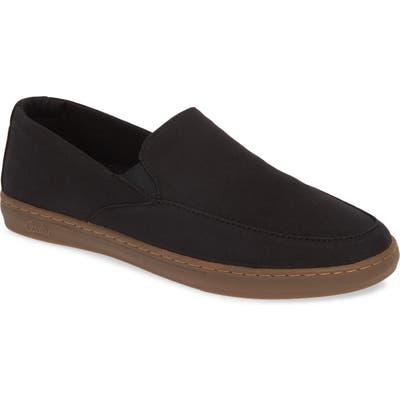 Cuater By Travismathew Tracers Slip-On Sneaker, Black