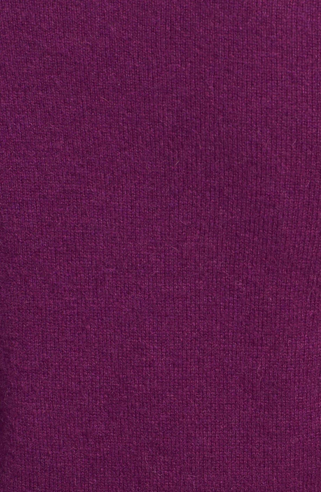 ,                             Cashmere V-Neck Sweater,                             Alternate thumbnail 65, color,                             501