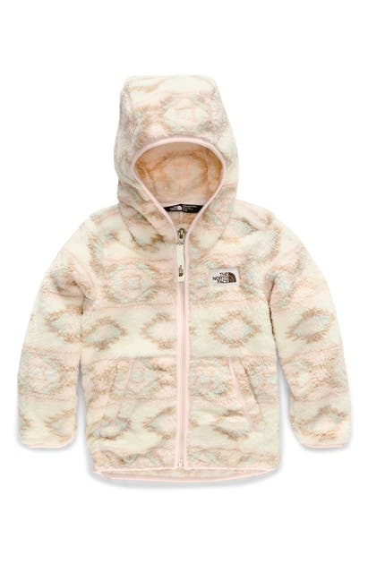 The North Face CAMPSHIRE FLEECE HOODED JACKET