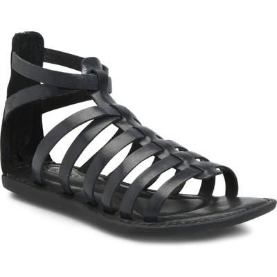 B?rn Ohm Sandal, Black
