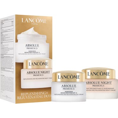 Lancome Absolue Premium Bx Full Size Replenishing & Rejuvenating Set