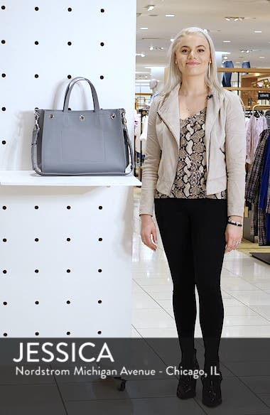 Captain Leather Tote, sales video thumbnail