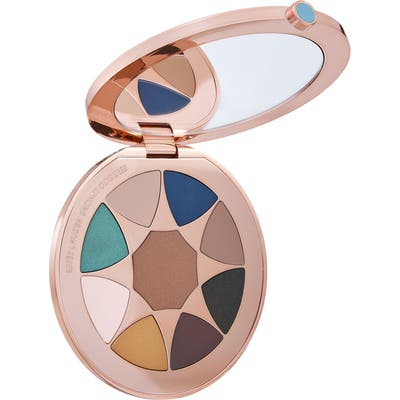Estee Lauder Bronze Goddess Azur The Summer Look Eyeshadow Palette - No Color