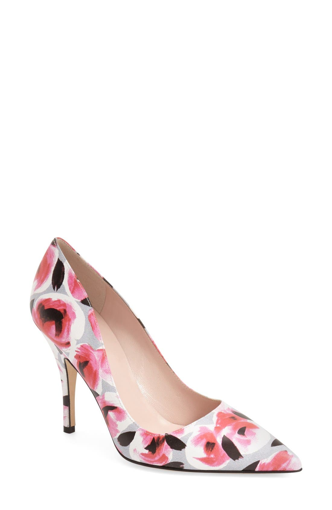 ,                             'licorice too' pump,                             Main thumbnail 263, color,                             698