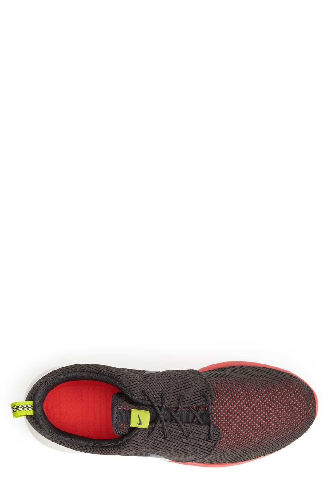 ,                             'Roshe Run' Sneaker,                             Alternate thumbnail 21, color,                             014