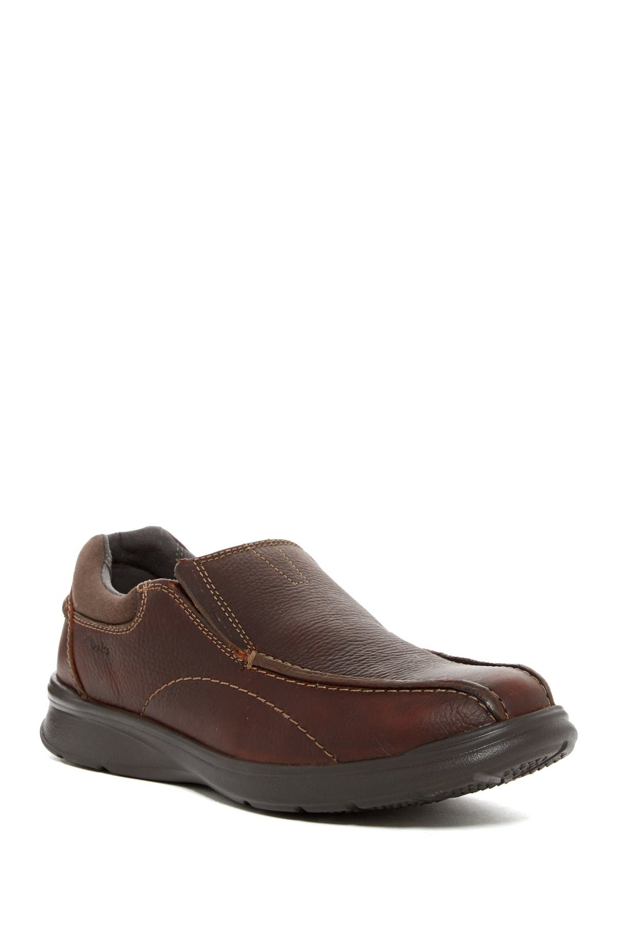Clarks | Cotrell Step Leather Slip-On