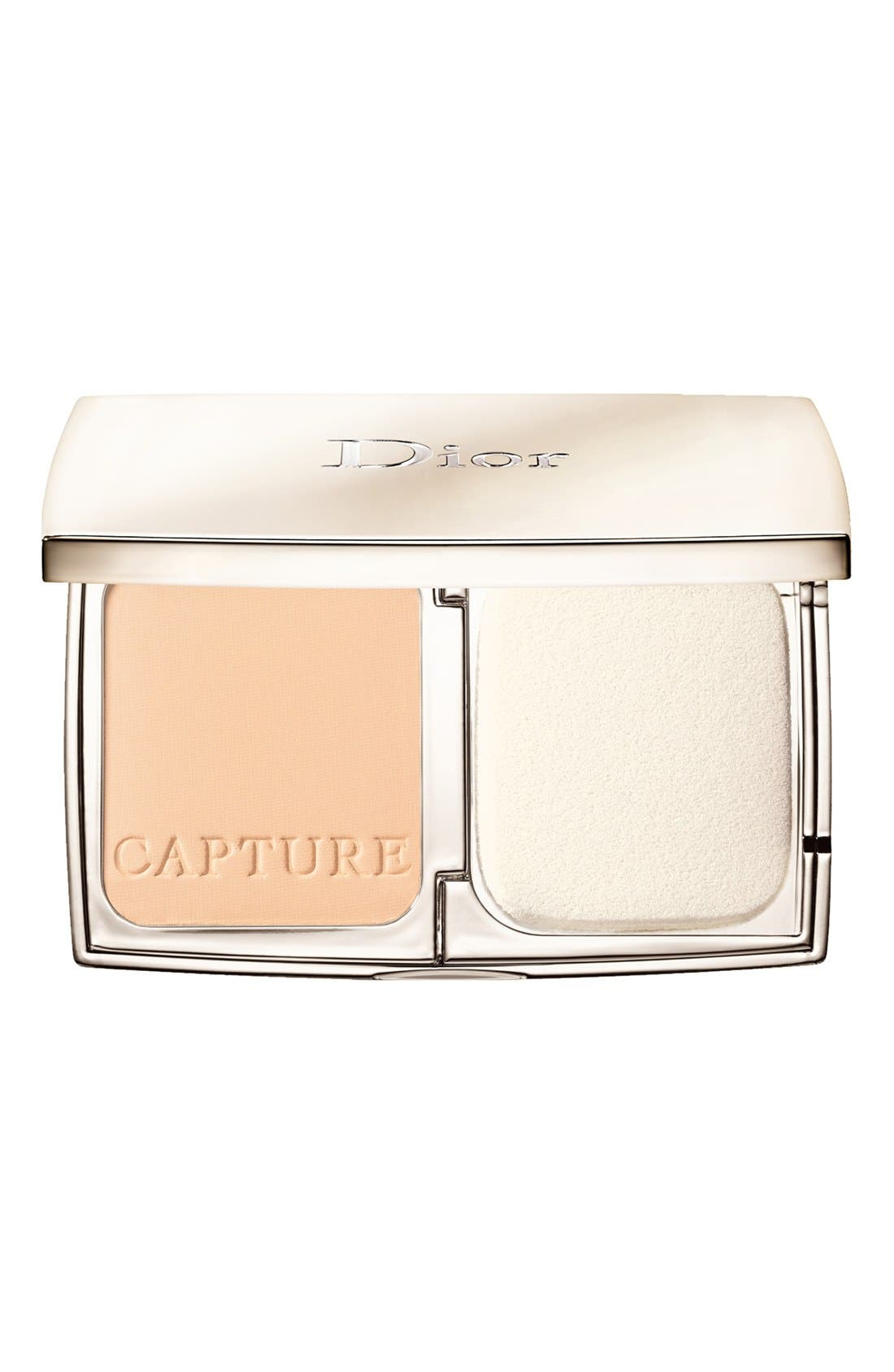 Dior Capture Totale Correcting Powder Foundation - 10 Ivory