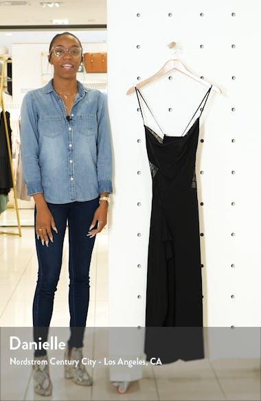 Lace Panel Slipdress, sales video thumbnail