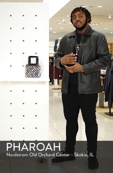 Mini Shirley Beaded Transparent Handbag, sales video thumbnail