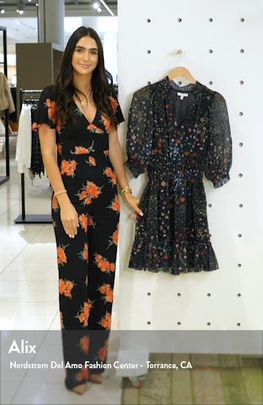 Shima Smocked Details Dress, sales video thumbnail