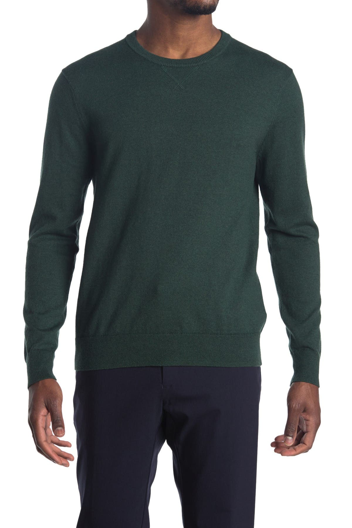 Image of WALLIN & BROS Classic Crew Neck Sweater