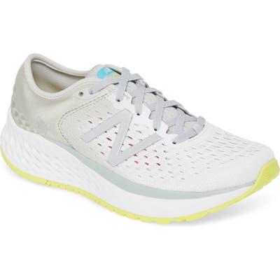 New Balance 1080V10 Running Shoe, Grey