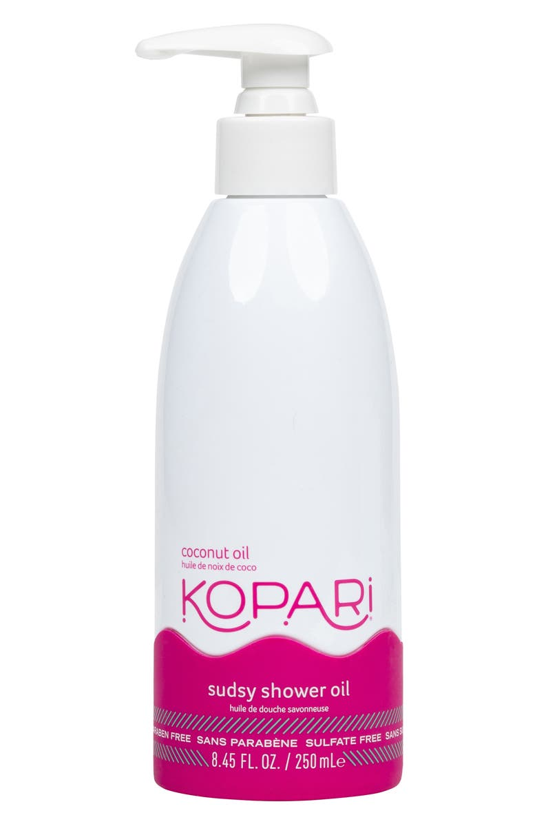 KOPARI Coconut Shower Oil, Main, color, 0