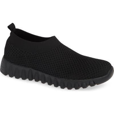 Bernie Mev. Electric Sneaker, Black
