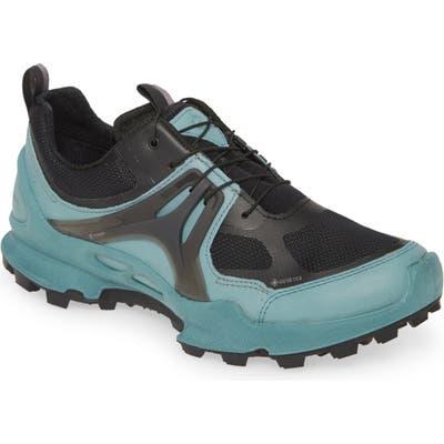 Ecco Biom Trail Gore-Tex Waterproof Running Shoe, Blue