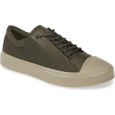Ecco Flexure Cap Toe Sneaker,8.5 - Green