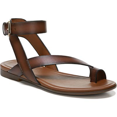 Naturalizer Tally Ankle Strap Sandal, Brown