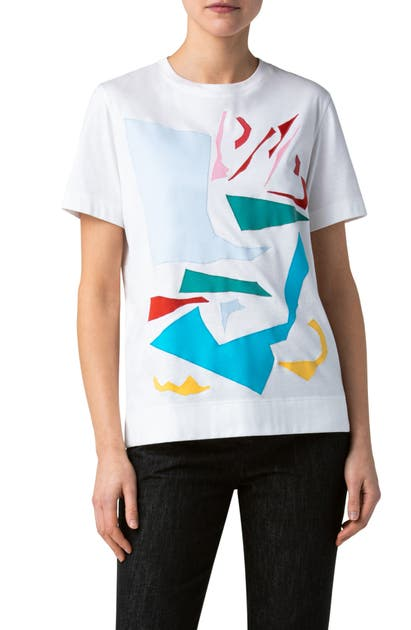 Akris APPLIQUE T-SHIRT