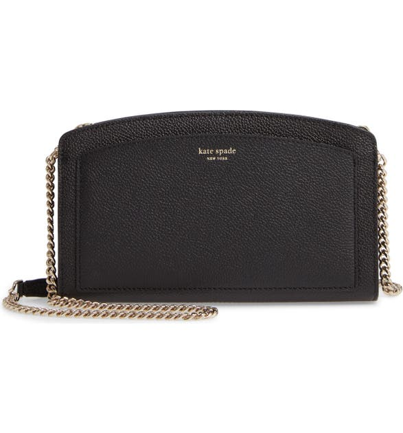 Kate Spade Margaux Small Convertible Crossbody Bag In Black