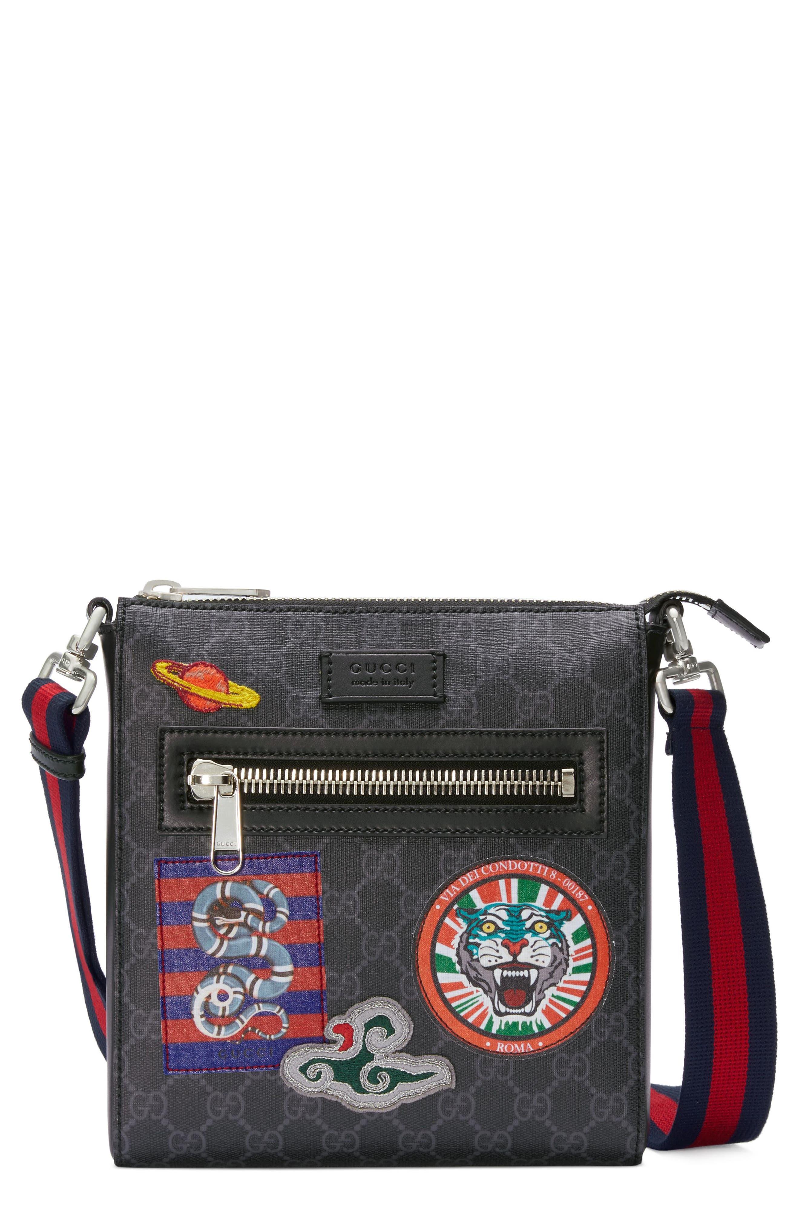 Small Messenger Bag, Main, color, 007