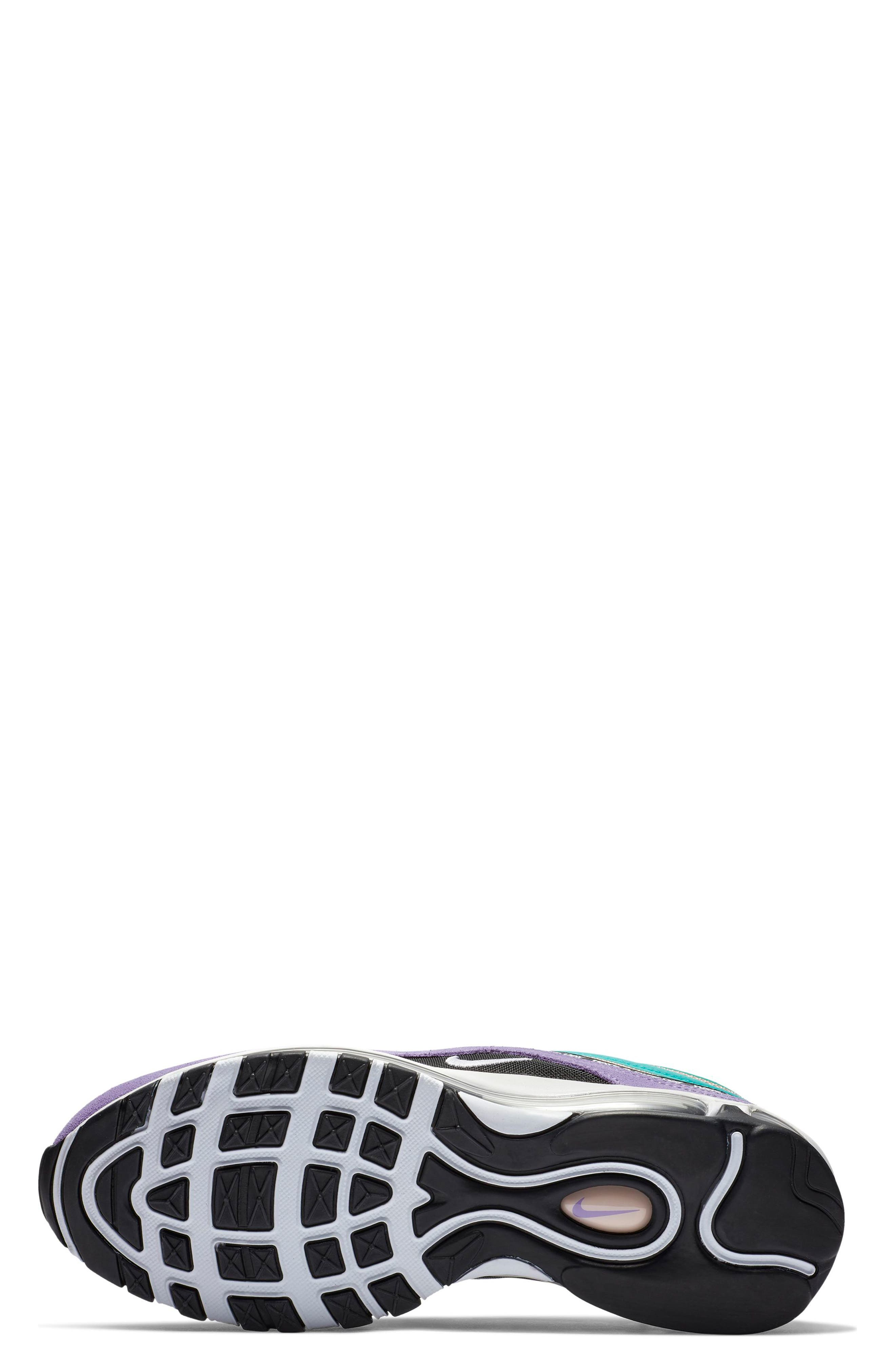 ,                             Air Max 97 Have a Nike Day Sneaker,                             Alternate thumbnail 5, color,                             SPACE PURPLE/ WHITE