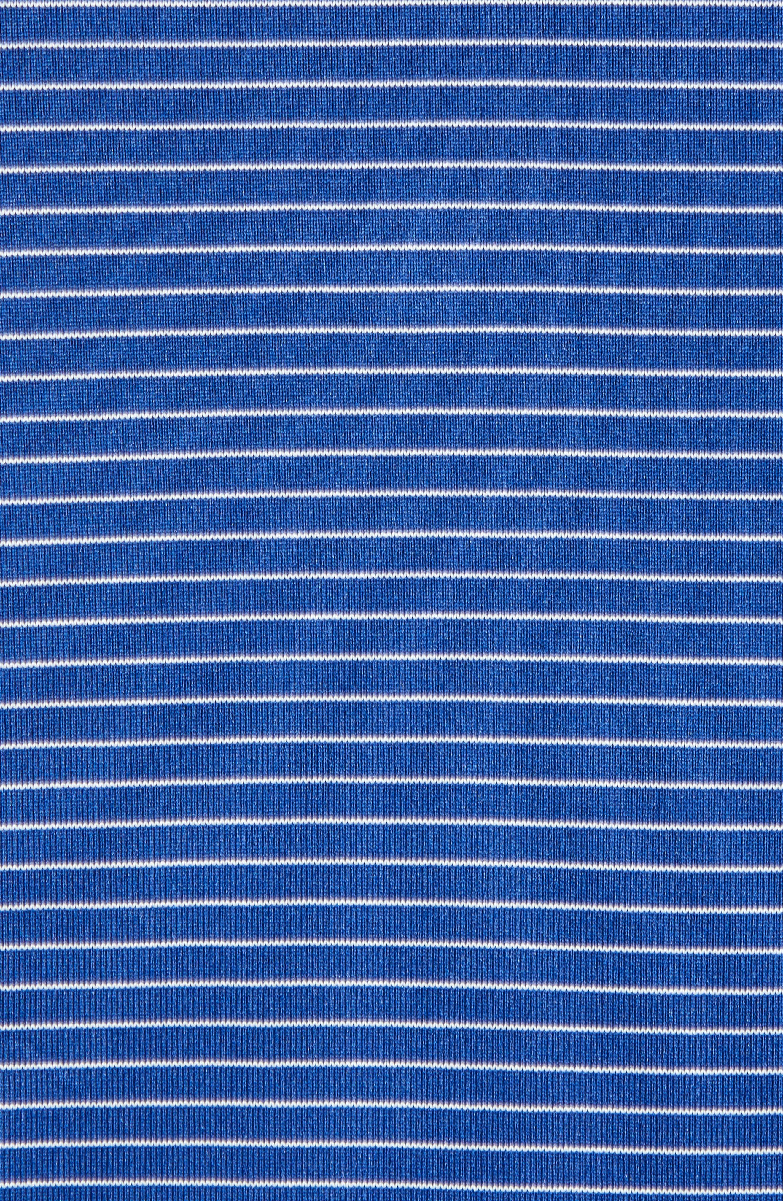 ,                             Forge Classic Fit Pencil Stripe Polo,                             Alternate thumbnail 23, color,                             462