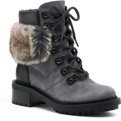 Botkier Madigan Hiking Boot, Grey