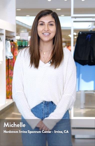 Ivette Crop Bow Leather Pants, sales video thumbnail