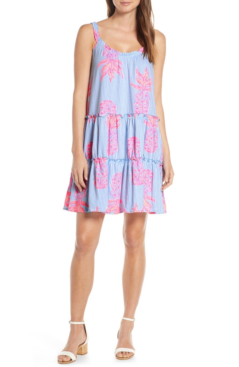Loro Tiered Shift Dress by Lilly Pulitzer®