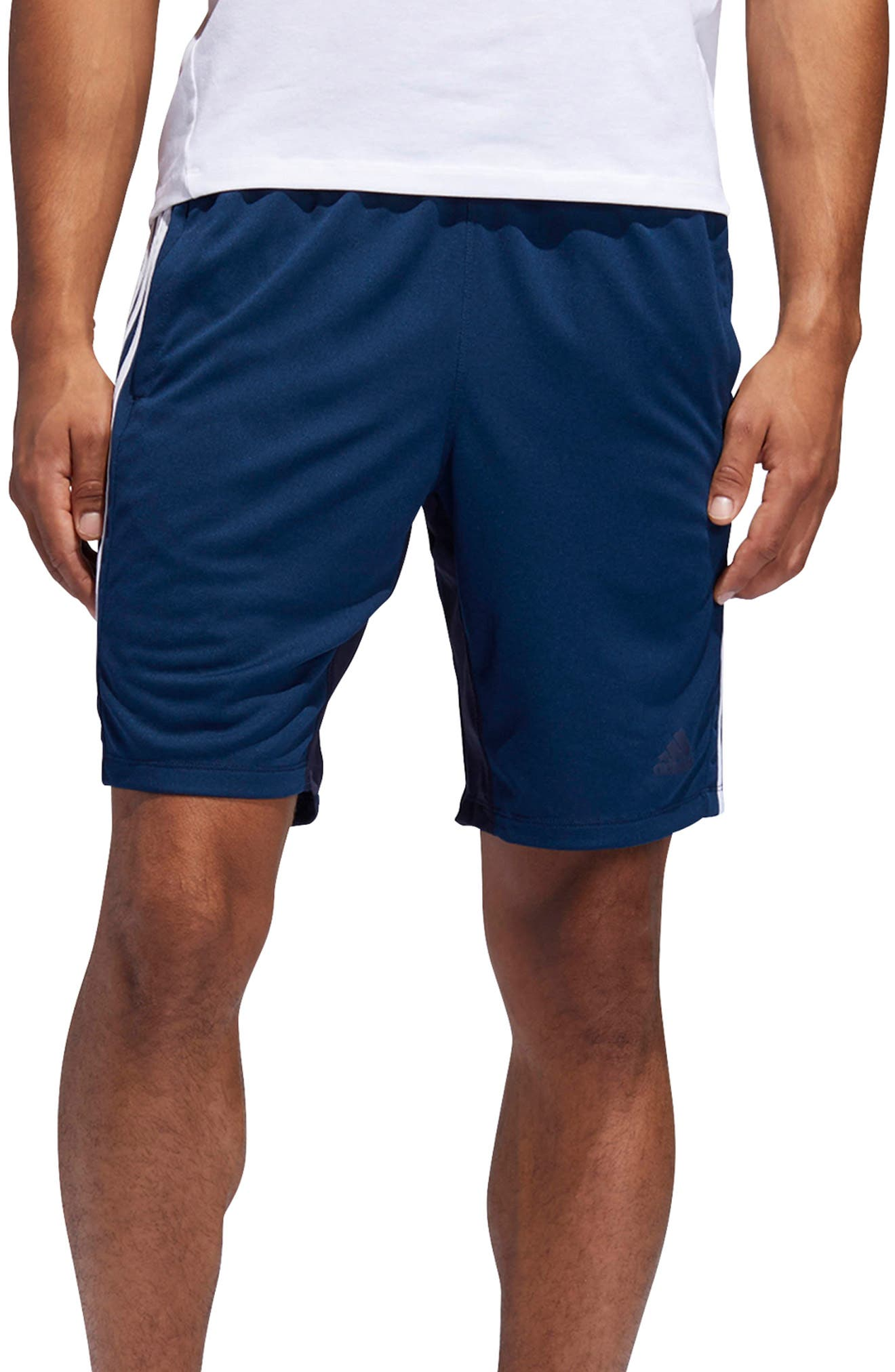 Adidas Shorts Heathered Shorts