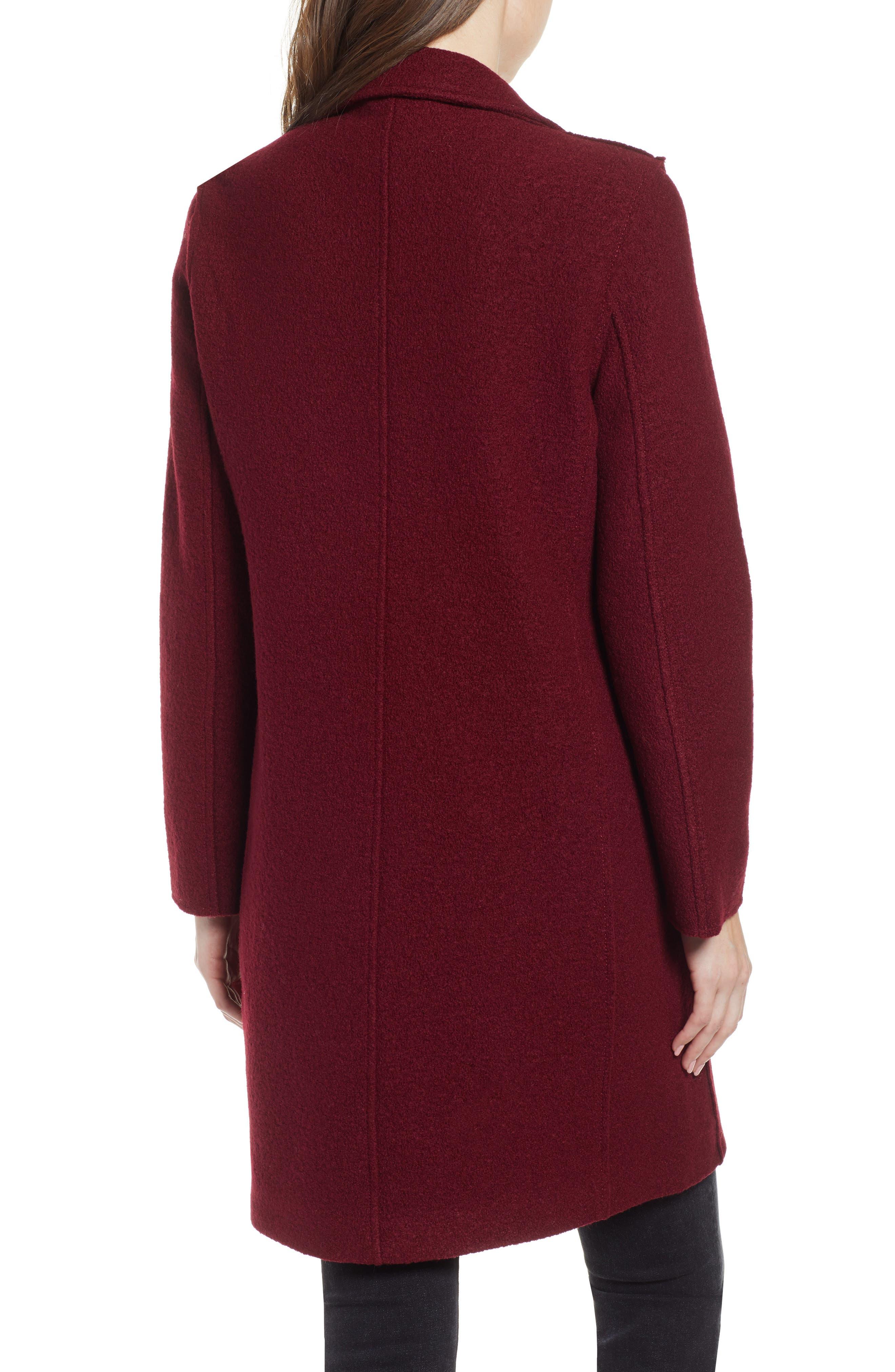,                             Daphne Boiled Wool Topcoat,                             Alternate thumbnail 54, color,                             602