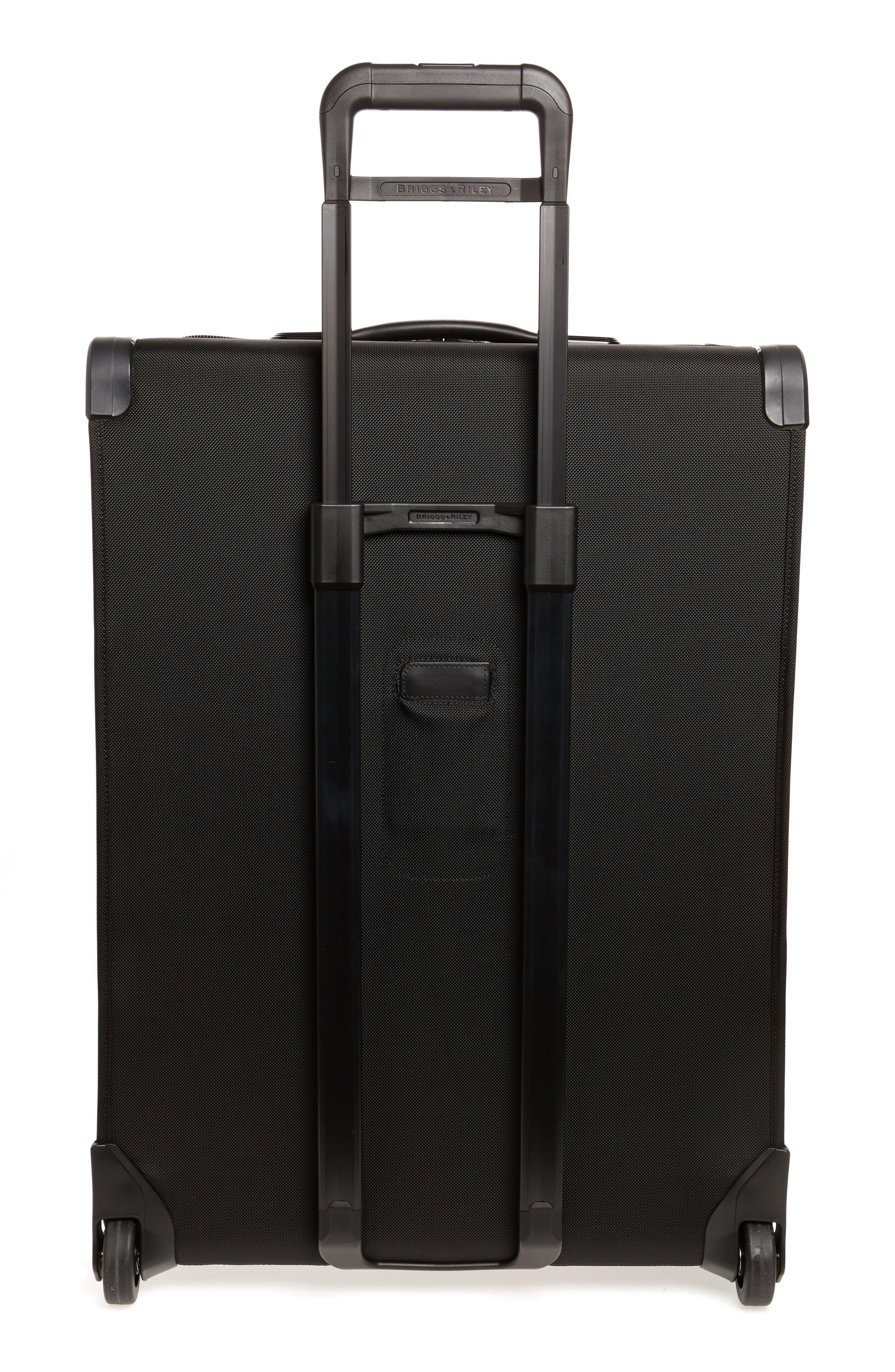 ,                             Large Baseline Expandable 28-Inch Rolling Packing Case,                             Alternate thumbnail 4, color,                             BLACK