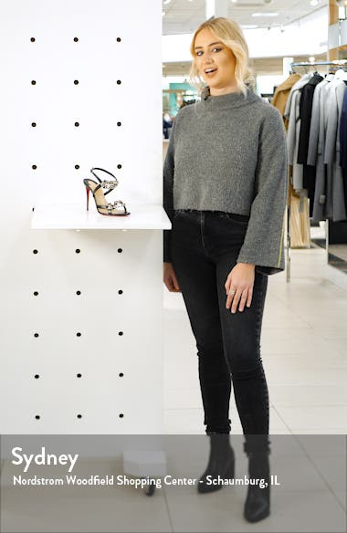 Galerietta Studded Sandal, sales video thumbnail