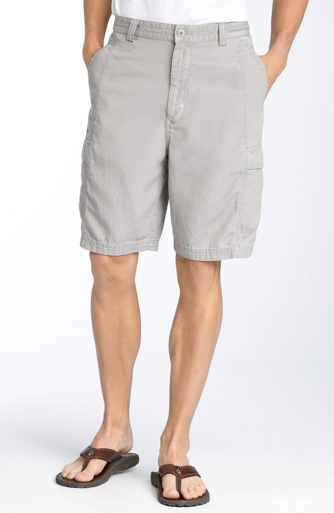 ,                             'Key Grip' Relaxed Fit Cargo Shorts,                             Main thumbnail 3, color,                             050