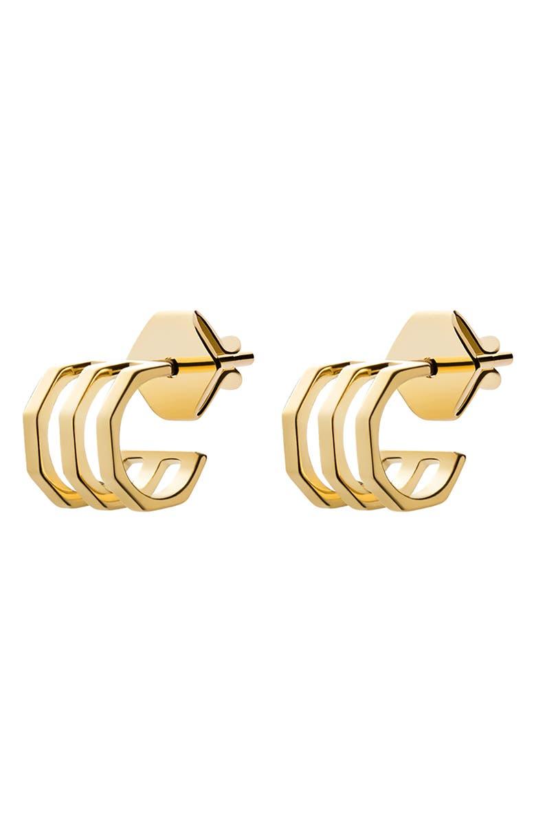 MIANSAI Ponti Hoop Earrings, Main, color, 710