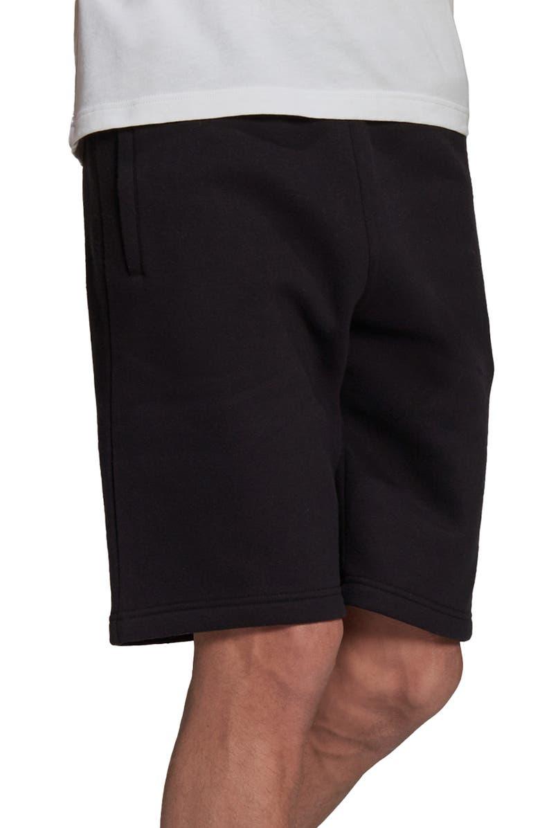 ADIDAS ORIGINALS Essential Shorts, Main, color, BLACK