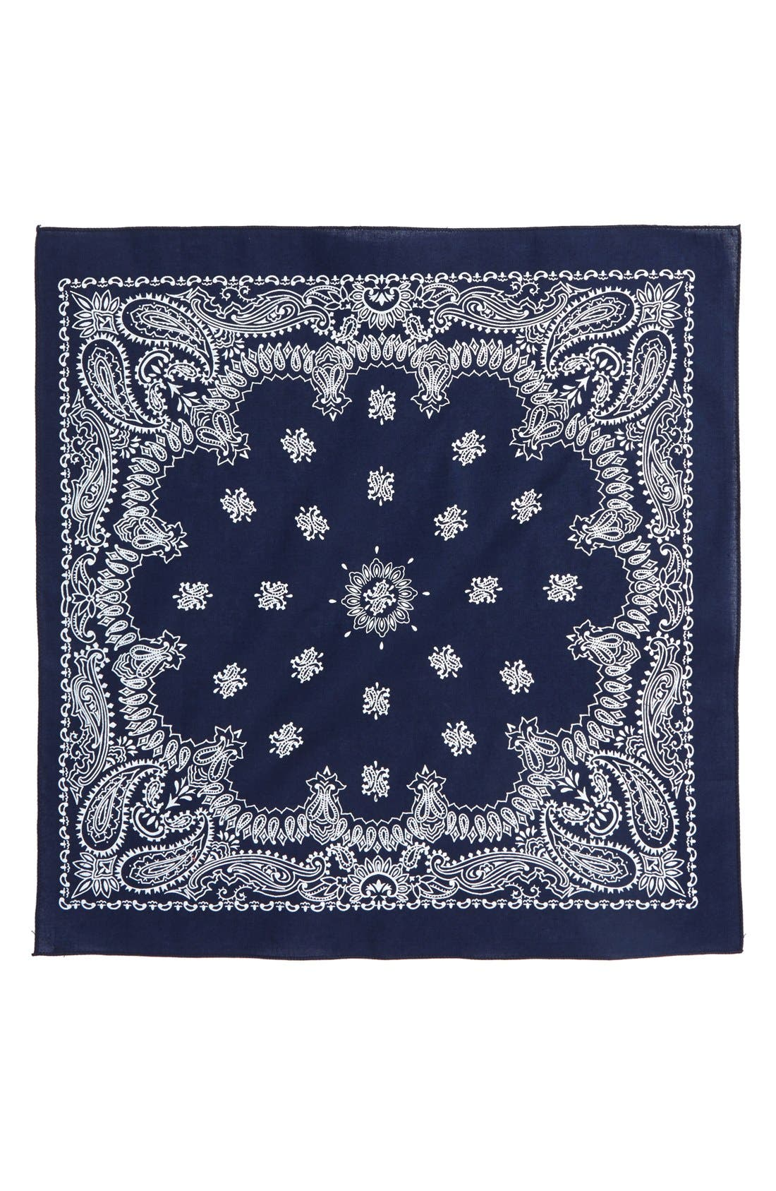 ,                             Cotton Bandana,                             Alternate thumbnail 8, color,                             400