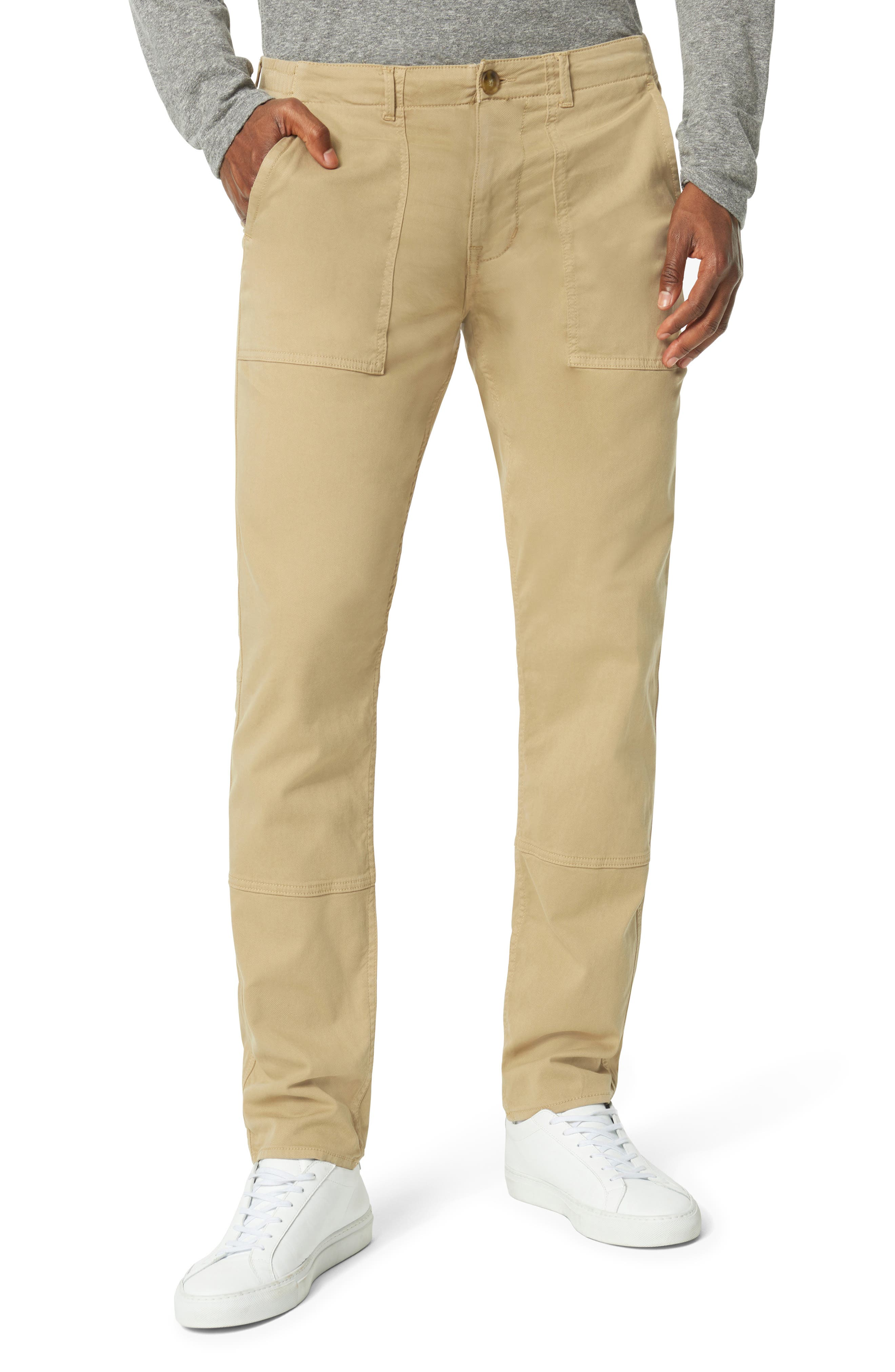 Image of Joe's Jeans Slim Fit Utility Trousers