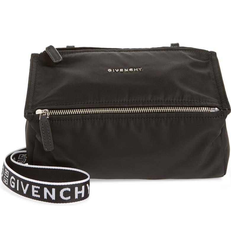 2b5c37a5392 Givenchy Mini Pandora Nylon Shoulder Bag | Nordstrom