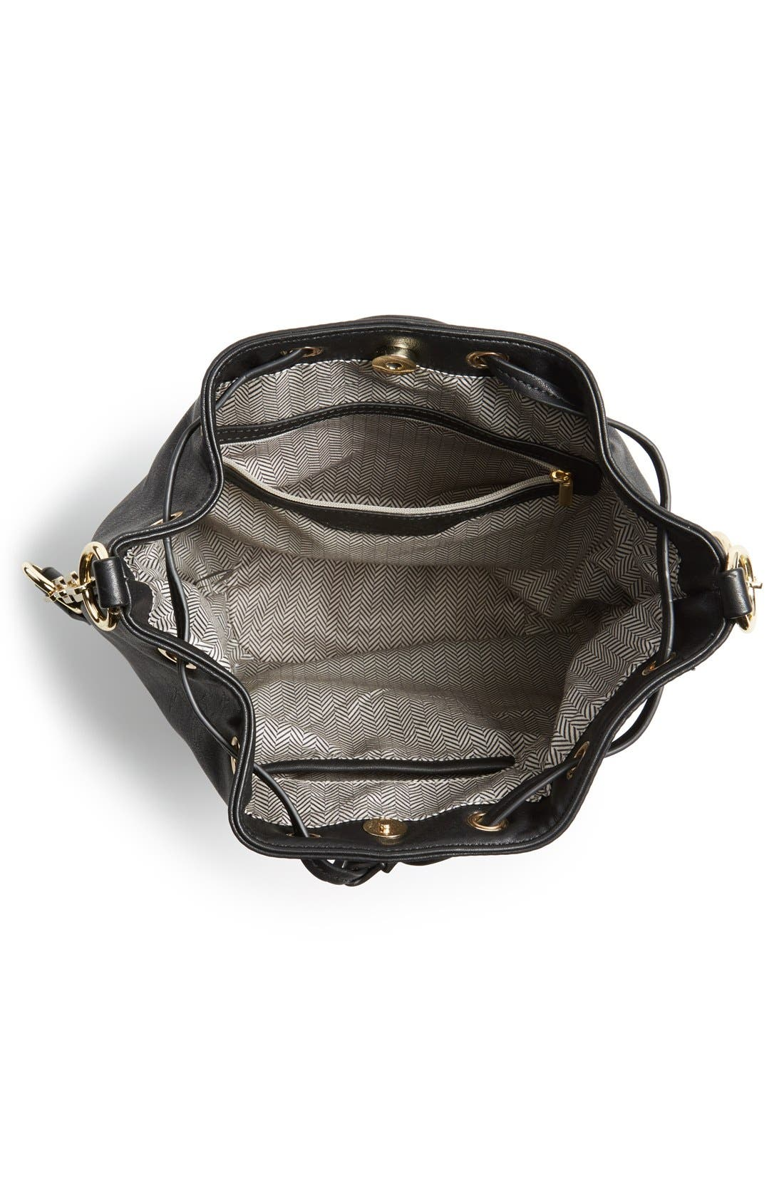 ,                             Bucket Bag,                             Alternate thumbnail 5, color,                             001