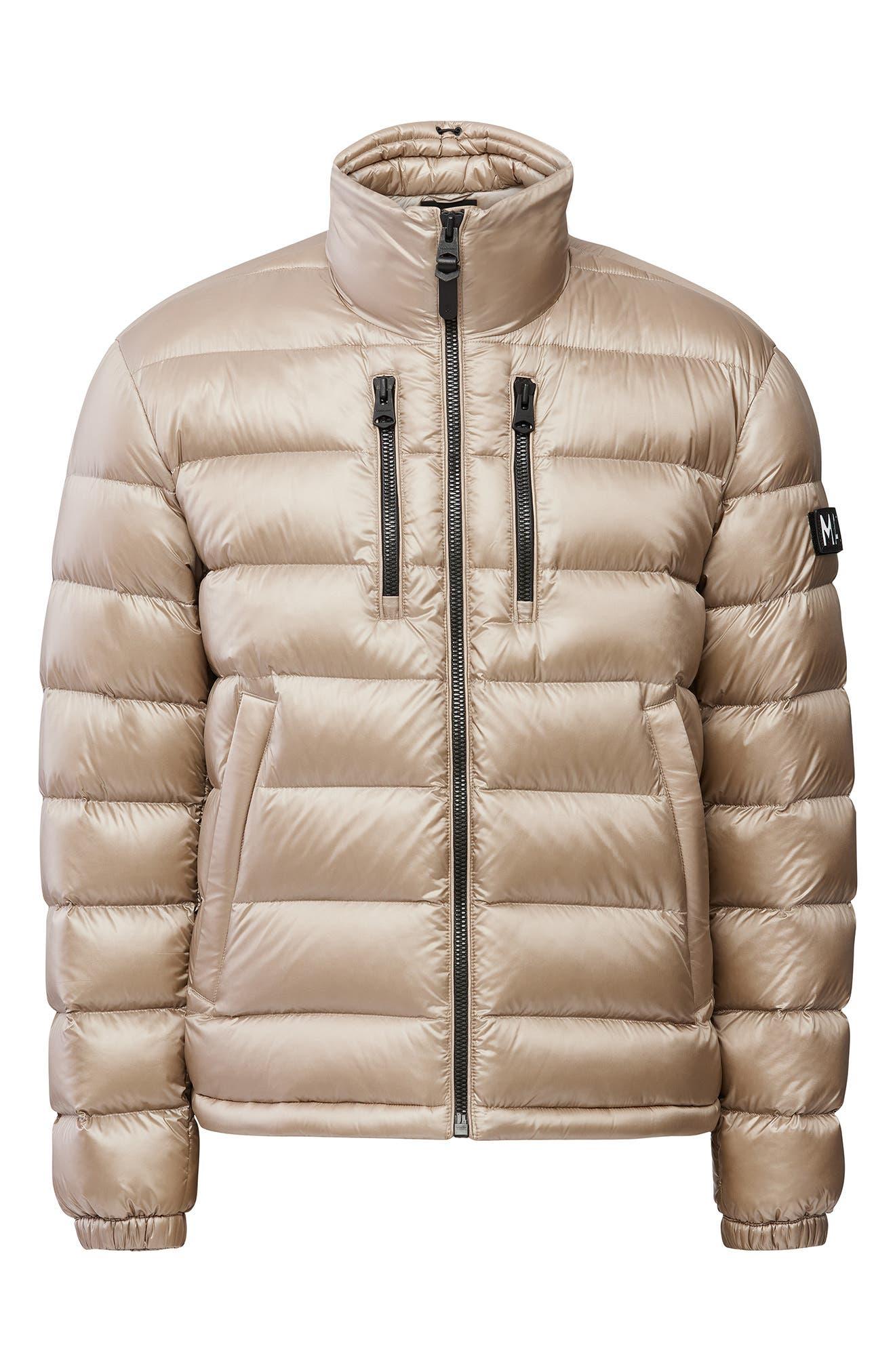 Matthew Packable Down Puffer Jacket