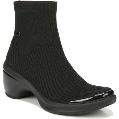Bzees Wicked Sock Bootie- Black