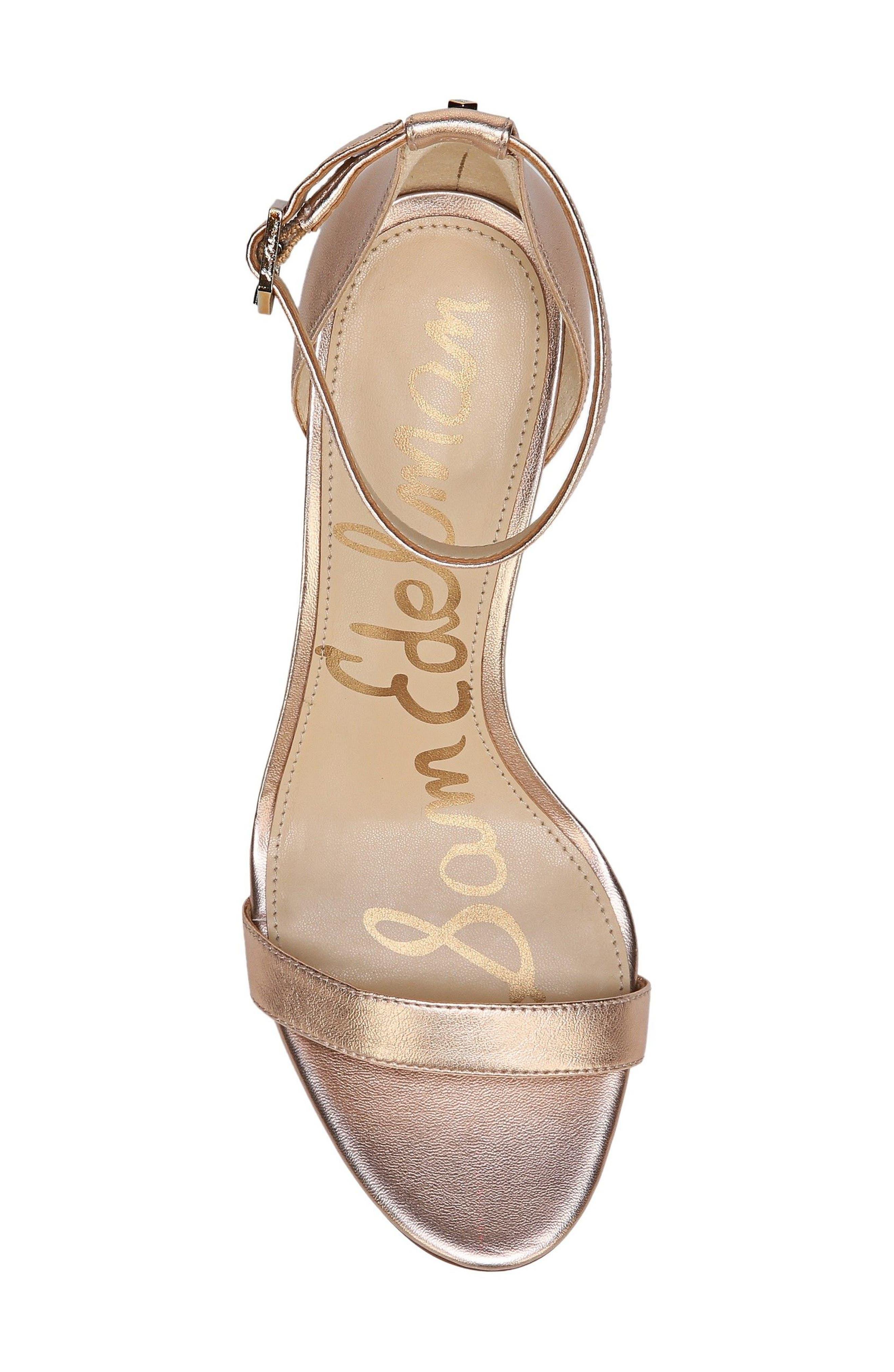 ,                             'Patti' Ankle Strap Sandal,                             Alternate thumbnail 172, color,                             220