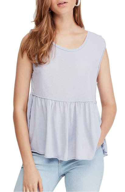 Free People Tops ANYTIME TANK