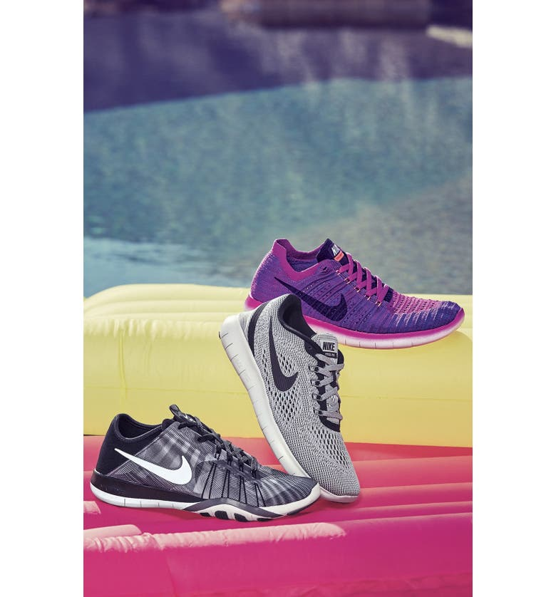 NIKE Free RN Running Shoe, Main, color, 002